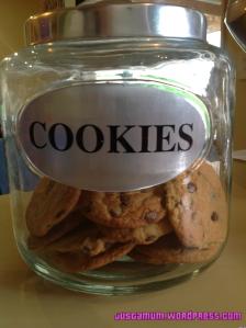 Fresh Cookies :-)