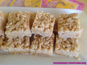 Honey Rice Bubble Crunch 1