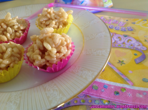 Honey Rice Bubble Crunch 2