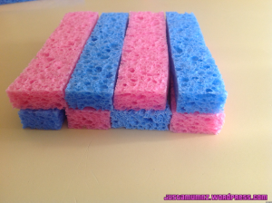 Sponge Water Bombs 4