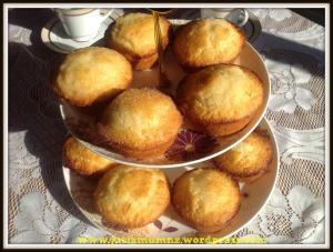 Crunch Lemon Muffins 5