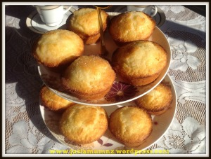 Crunch Lemon Muffins 5