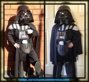 darth Vader Reivew 4