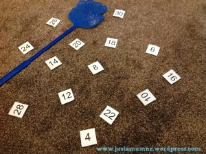 Numbers Swat 2