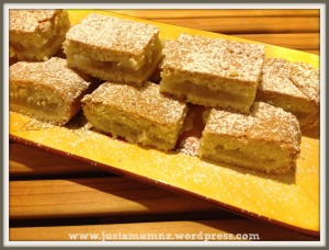 Grandma's Recipe - Apple Shortcake
