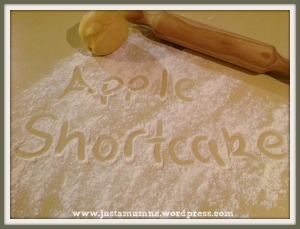 Apple Shortcake 5