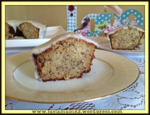 Grandma's Recipe - Banana Cake