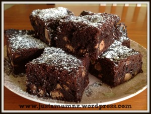 chocolate brownie 6