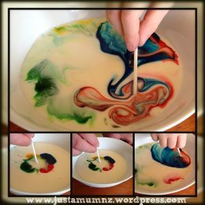 Coloured Milk 7