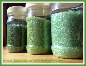 Homemade Glitter 6