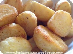 Roasted Potatoes 4