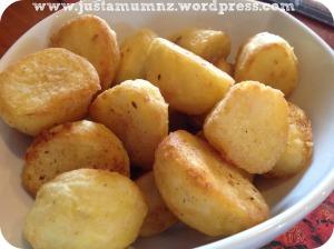 Roasted Potatoes 5