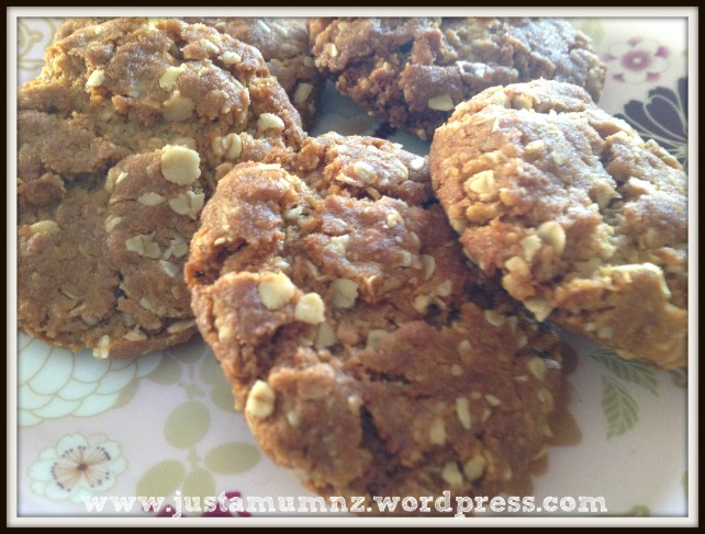 Anzac Biscuits - New Zealand