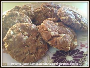 Anzac Biscuits - Recipe