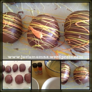 Coconut Ice Easter Eggs 7