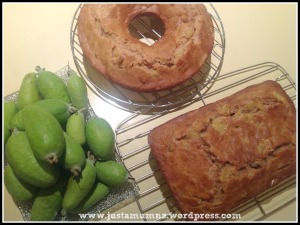 feijoa loaf 9