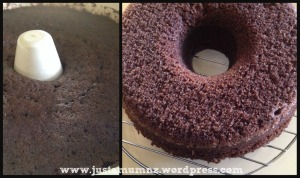 Grandma's Microwave Chocolate Cake 6