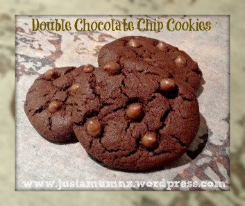 Double Chocolate Chip Cookies 5