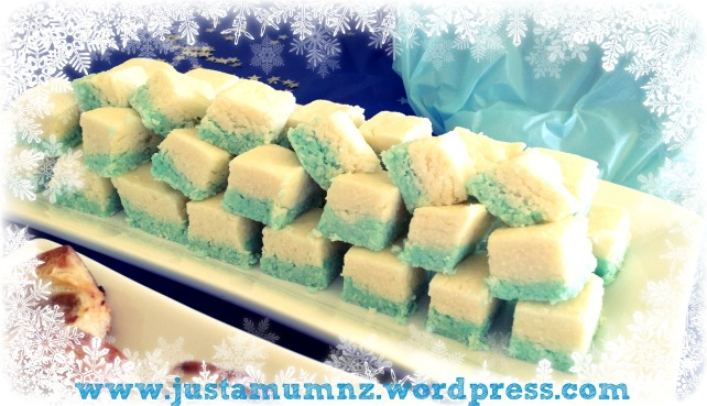 Frozen Movie Coconut Ice