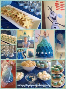 frozen party 1