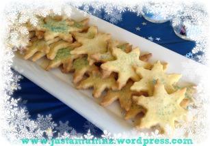 Frozen Snowflake Cookies 1